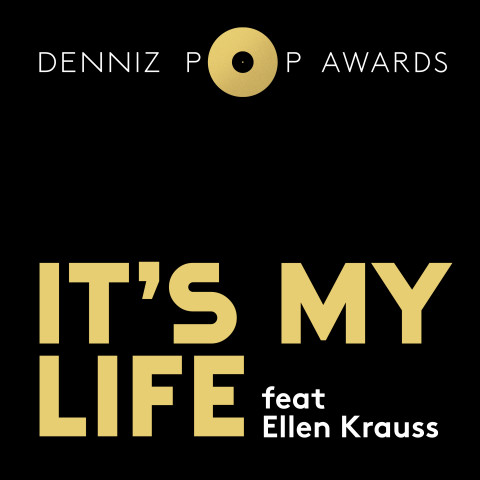 "Cover Art for ""It's My Life (feat. Ellen Krauss)"""