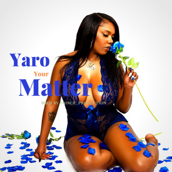 """Cover Art for """"Your Matter"""""""