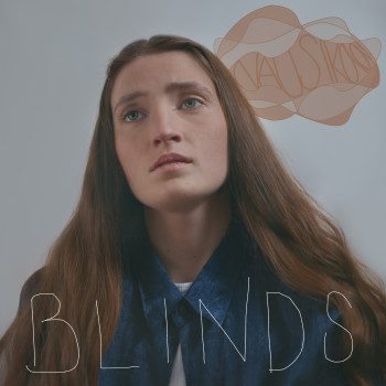 "Cover Art for ""Blinds"""