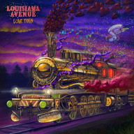 "Cover Art for ""Love Train"""