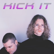 "Cover Art for ""Kick It"""
