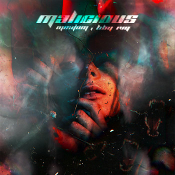 "Cover Art for ""Malicious"""