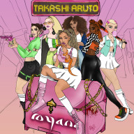 "Cover Art for ""Takashi Aruto"""