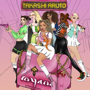 "Cover Art for ""Takashi Aruto"""