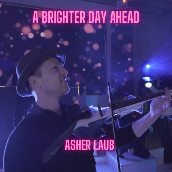 "Cover Art for ""A Brighter Day Ahead"""