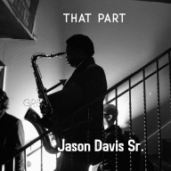 """Cover Art for """"That Part"""""""