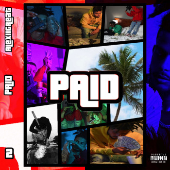 """Cover Art for """"PAID"""""""