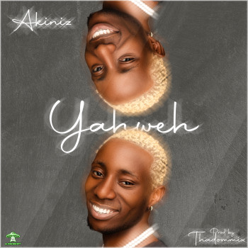 """Cover Art for """"Yahweh"""""""