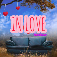 """Cover Art for """"IN LOVE"""""""