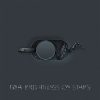 "Cover Art for ""Brightness of Stars"""