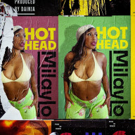 """Cover Art for """"Hot Head"""""""