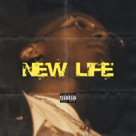 """Cover Art for """"NEW LIFE"""""""